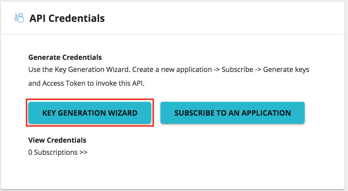 Key Gen Wizard