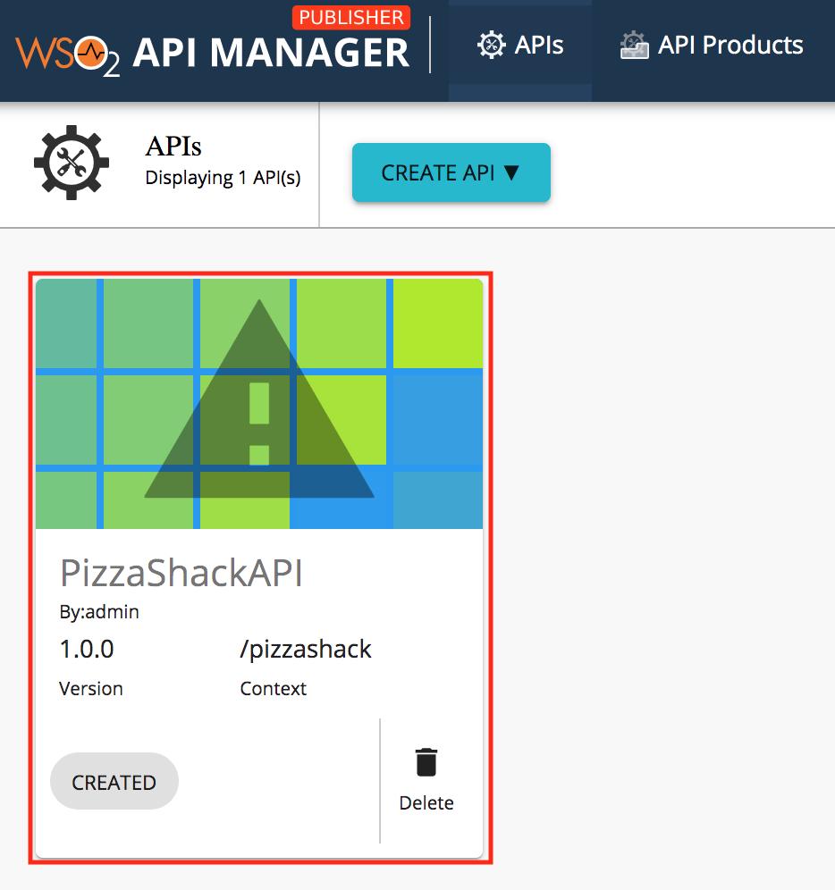Select API