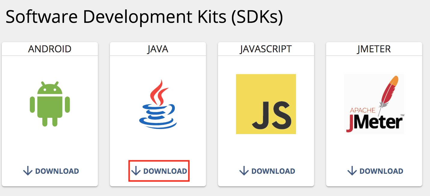 Download SDK