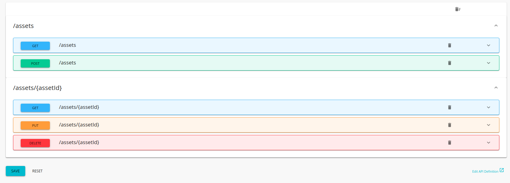 Leasing API