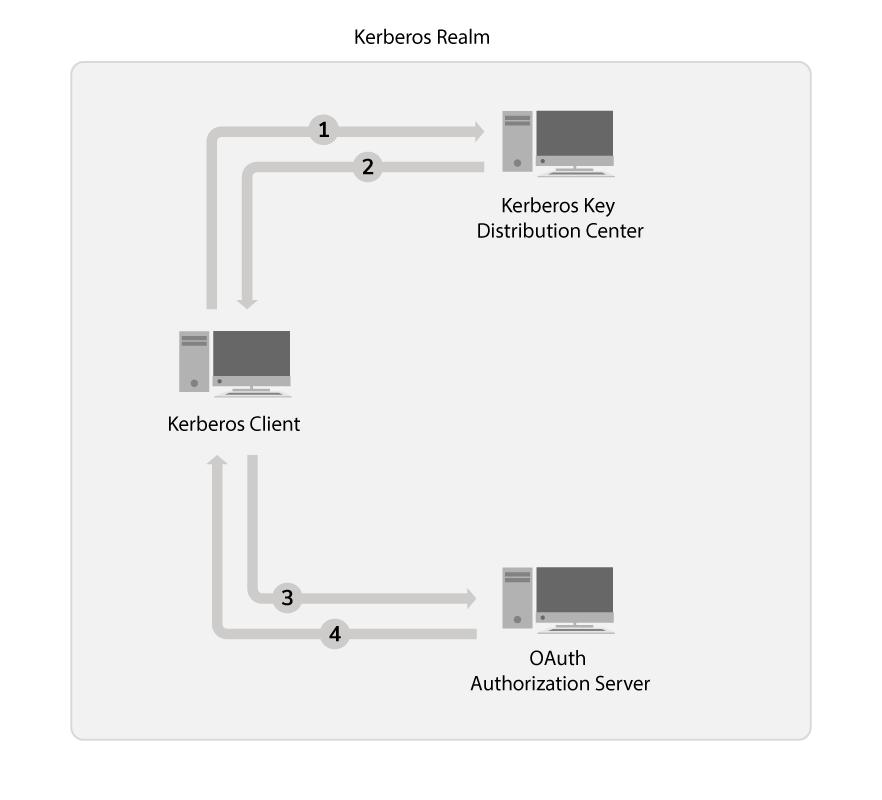Kerberos-OAuth2 Grant Flow when using WSO2 API-M