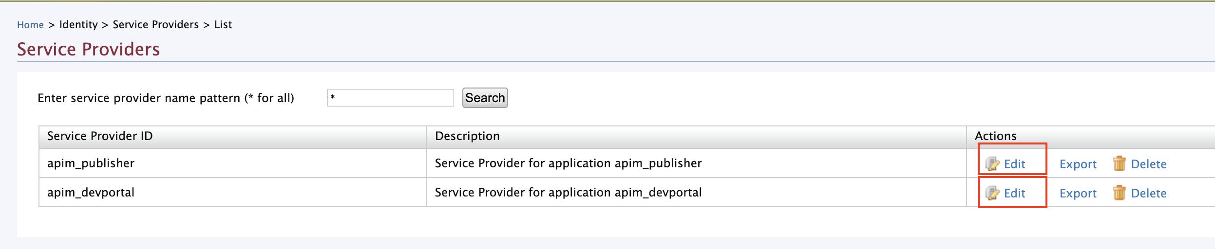 Okta API-M role OIDC SP