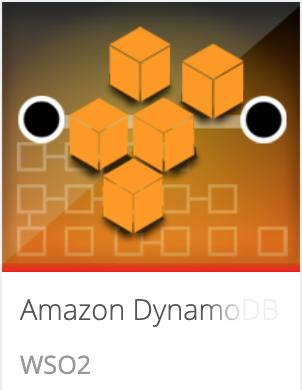 Amazon DynamoDB Connector Store