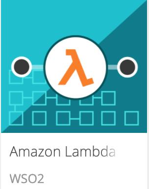 Amazon Lambda Connector Store