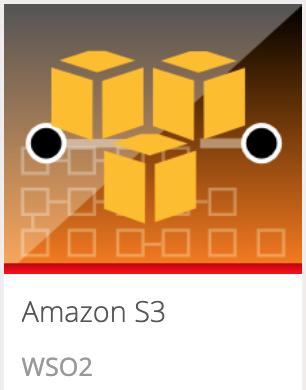 Amazon S3 Connector Store