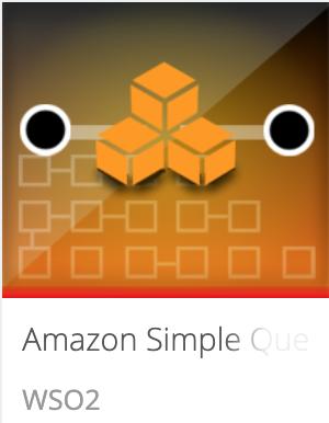 Amazon SQS Connector Store