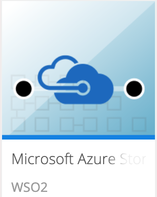 Microsoft Azure Storage Connector Store