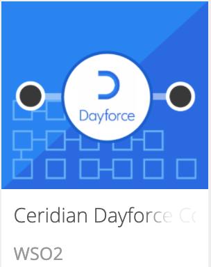Ceridian Dayforce Connector Store