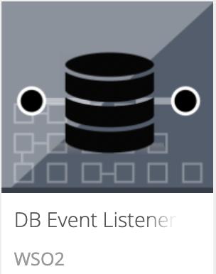 DB Event Listener Store