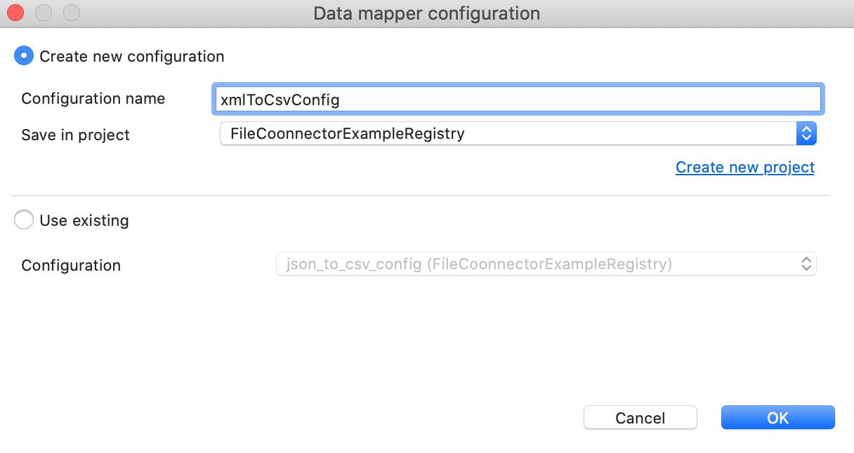 new datamapper config