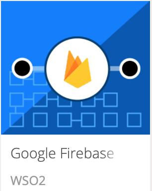 Google Firebase Connector Store