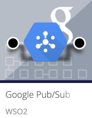 Google PubSub Connector Store