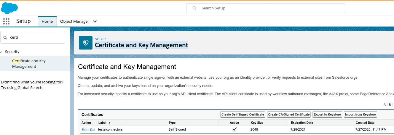 salesforcesoap-certificste-and-key-management