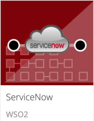 ServiceNow Connector Store