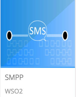 SMPP Connector Store