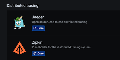 Select Jaeger