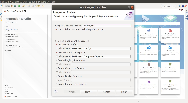 Integration Project