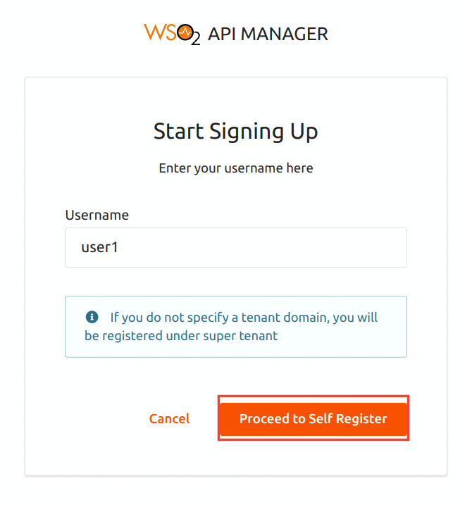 Application Sharing Username