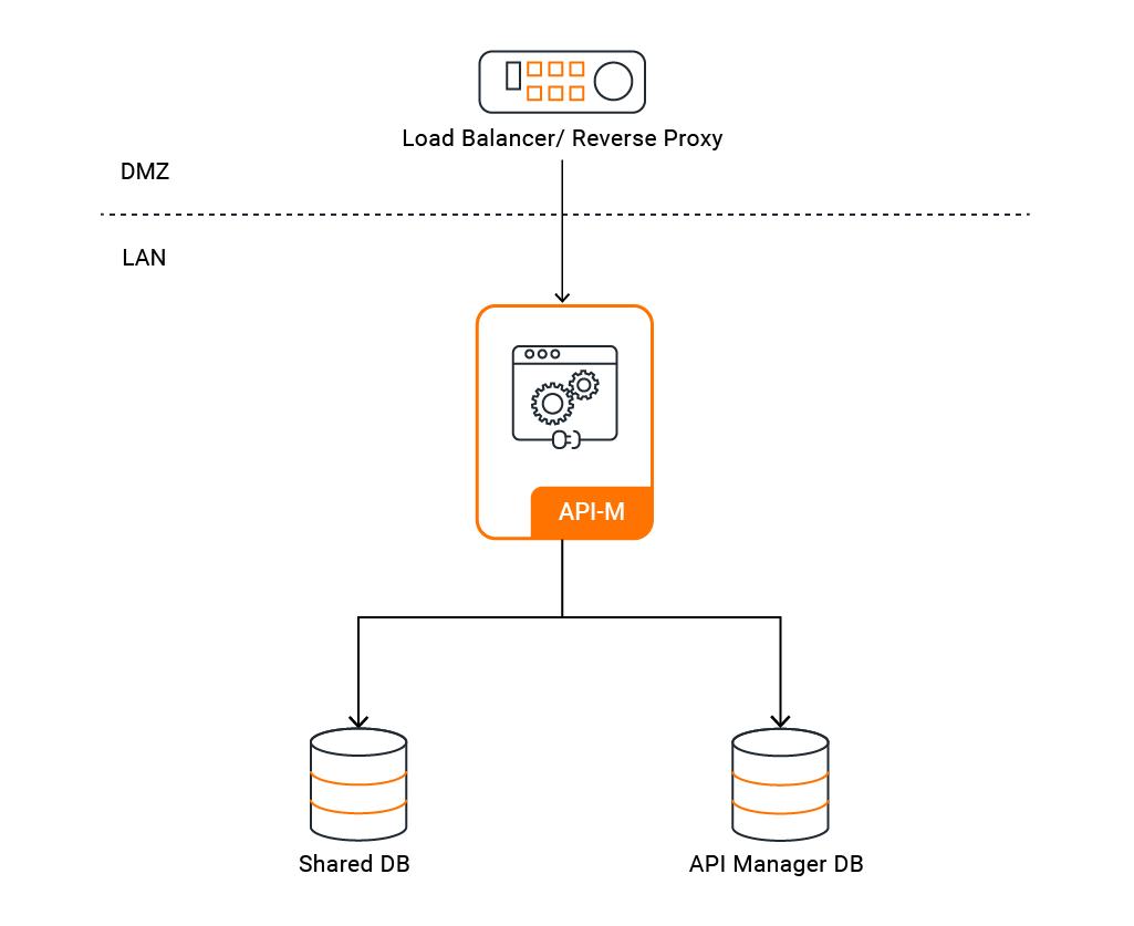 single-node api-m deployment