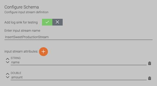 Configure Schema