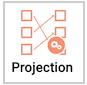 Projection Query Icon