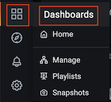 Access Dashboards