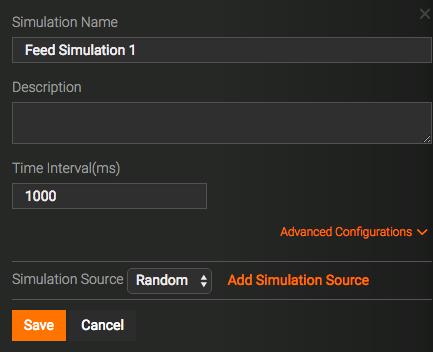 New feed simulatioin