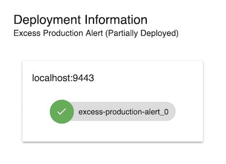 Deployment Information