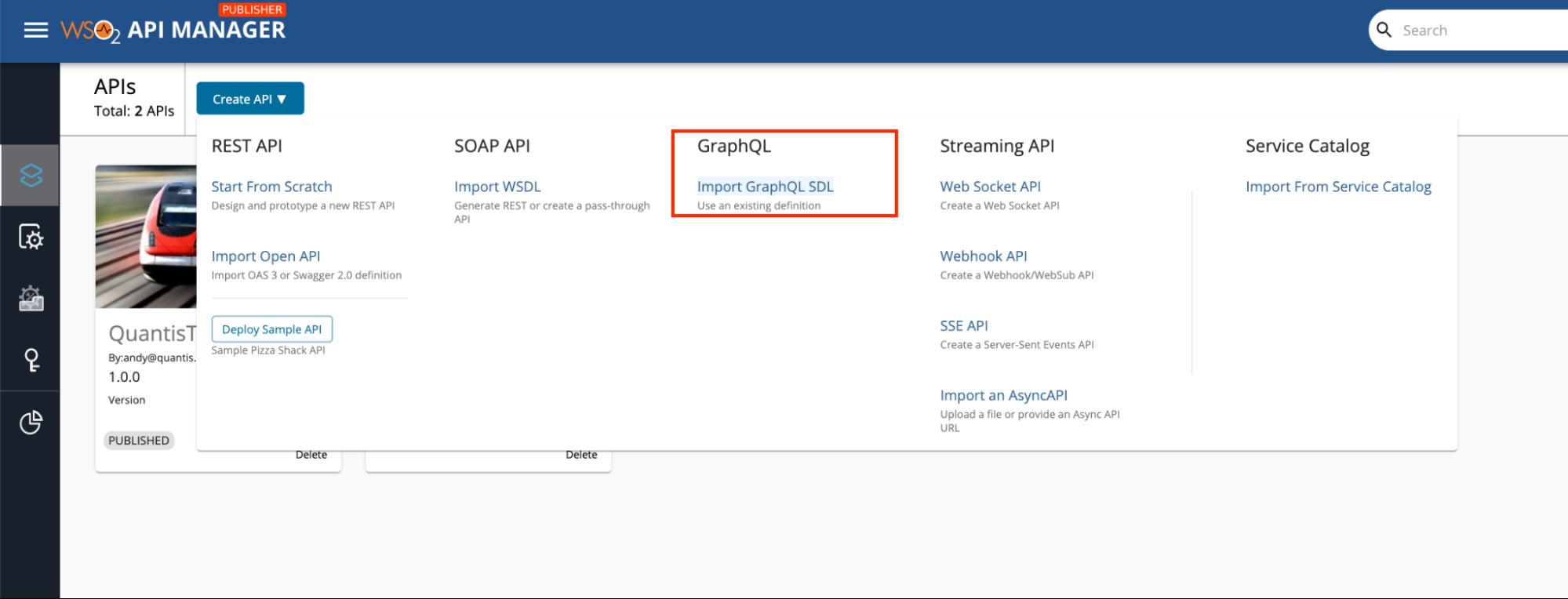 Select GraphQL